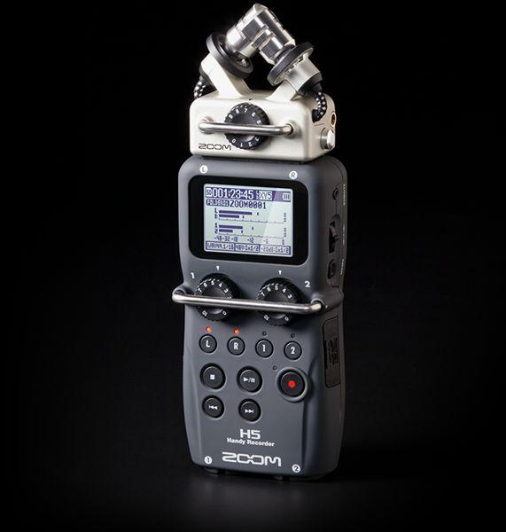 Gear4Mu Zoom H4N Pro Recording Bundle – Meta Morphoz