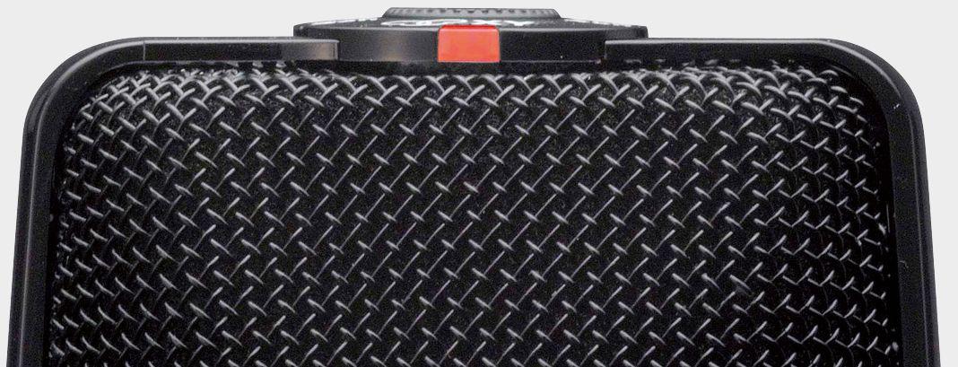 Zoom H2n Handy Recorder - Top half