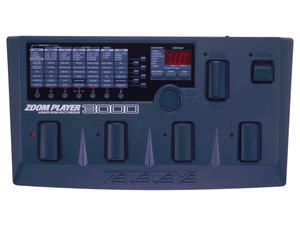 Zoom 3000 Advanced Guitar Effects Processor