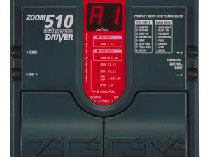 Zoom 510 Guitar Dual-Power Driver