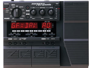 Zoom 707II Guitar Effects Processor