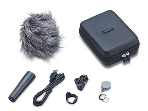 Zoom APQ-2n: Contents