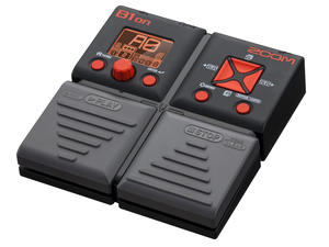 B1on Bass Effects Pedal - Slant Right