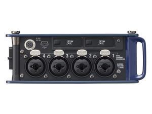 Zoom F8 MultiTrack Field Recorder: Left