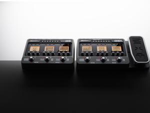 Zoom G3X Guitar Effects & Amp Simulator with Expression Pedal and G3 Beauty Shot