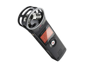 Zoom H1 Handy Recorder - Angle Up, 1