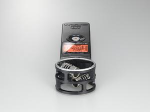 Zoom H1 Handy Recorder - Mic, Head On