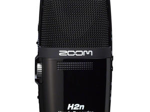 Zoom H2n Handy Recorder - Front View