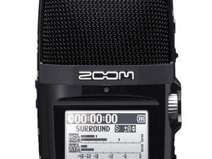 Zoom H2n Handy Recorder - Back View