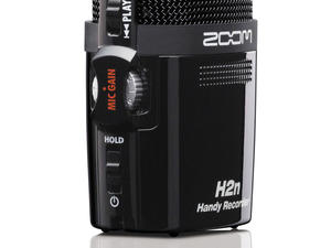 Zoom H2n Handy Recorder - Right Side