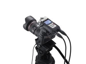 Zoom H4n Pro: DSLR