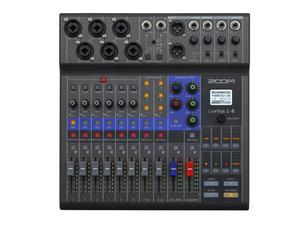 L-8 mixer top view