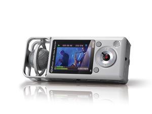 Zoom Q2HD Handy Video Recorder - rear playback