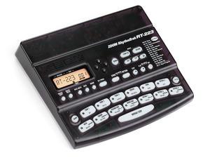 Zoom RT-223 RhythmTrak Drum Machine - Slant Left